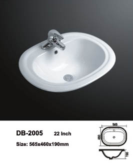 Drop In Bath Basin