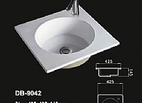 Square Drop In Sink