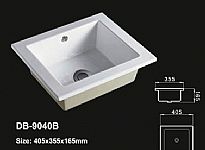 Drop In Bathroom Basin
